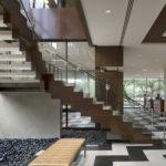 UofH Hilton Lobby Stair